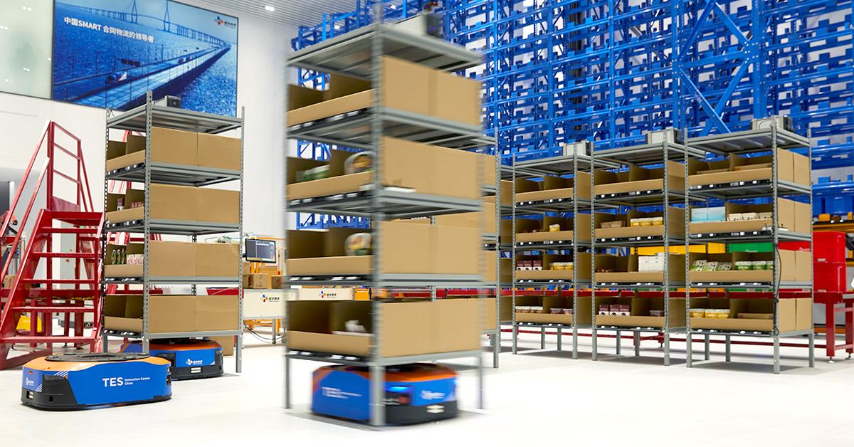 TES   CJ Logistics
