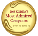 KMAC Most Admired Company in Korea