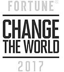 US Fortune, Change the World 50