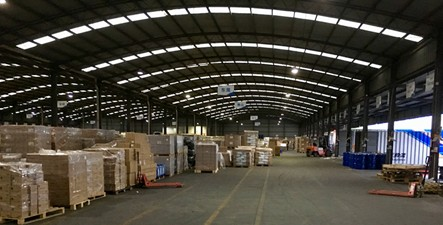 Baoshan crossdock warehouse A