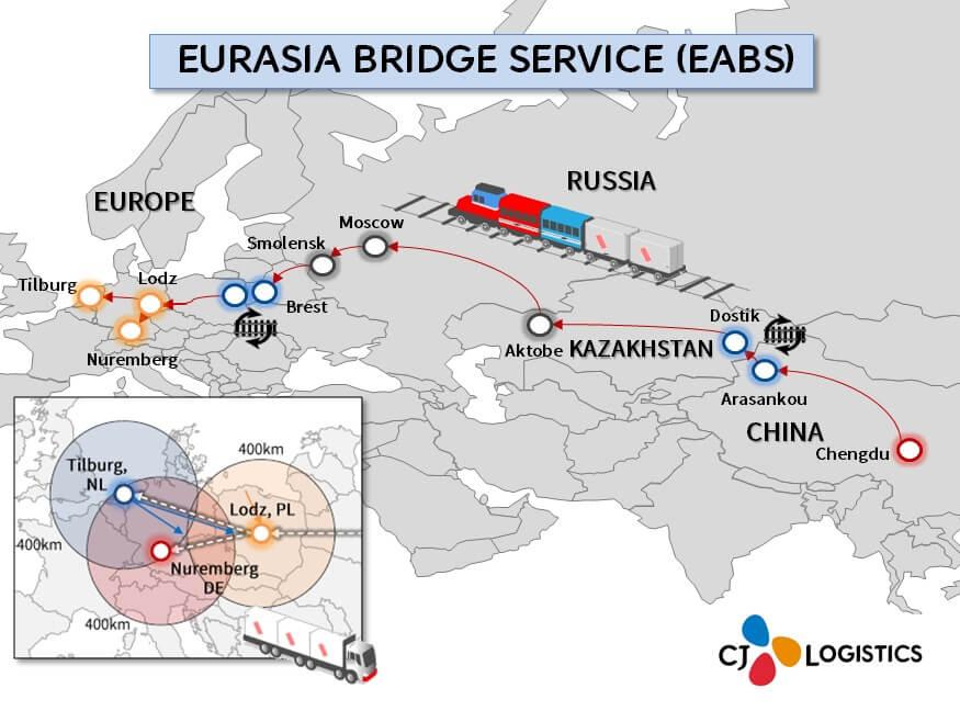 USA < Overseas Countries | NETWORK | CJ Logistics