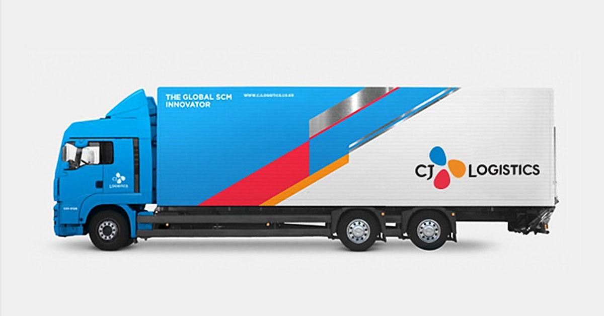 brand story cj logistics story about cj logistics
