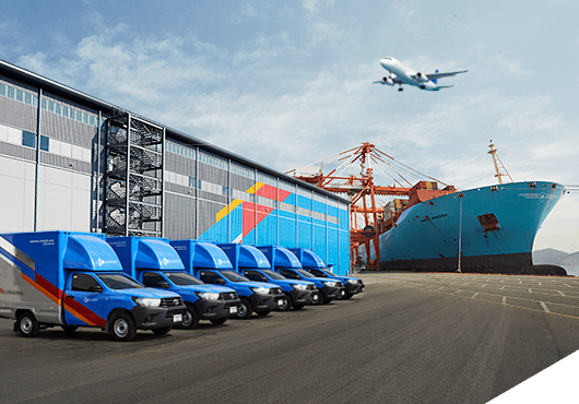 ONE-STOP LOGISTICS SOLUTION